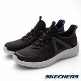 SKECHERS (男) 運動系列 Burst - 52115BLK