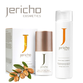 Jericho 瞬效養髮修護組(護髮精華液 100g+ 全新死海泥洗髮精 300ml)