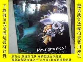 二手書博民逛書店Mathematics罕見I Common Core(02)Y1
