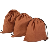 束口袋 奢侈包包防塵袋抽繩束口大小皮包收納袋防潮袋棉布衣服內衣整理袋 韓國時尚週 免運