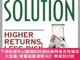 二手書博民逛書店預訂The罕見90% Solution: Higher Returns, Less RiskY492923 D