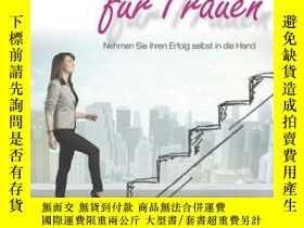 二手書博民逛書店Power罕見für Frauen: Nehmen Sie Ihren Erfolg selbst in die
