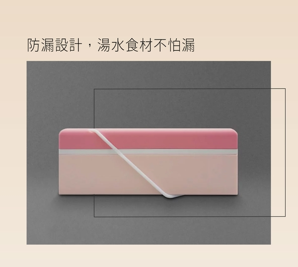 M.H.RANCHI 時尚便當盒 1200ml 便當盒 便當袋 環保餐具 保鮮盒 水果盒 飯盒 可微波 保溫 保冷