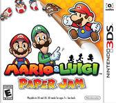 3DS Mario Luigi Paper Jam 瑪利歐與路易吉 RPG 紙片瑪利歐 MIX(美版代購)