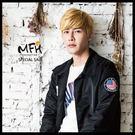 MFH韓系造型髮【S080122】混搭內深外淺 大男生的可愛活力雙層色造型 男士假髮