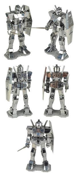 高達GUNDAM 全鋼 金屬拼裝 模型 RX-78-2