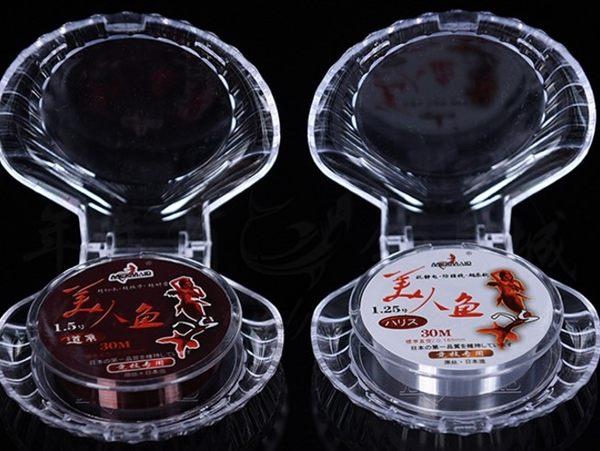 [協貿國際]  日本原裝美人魚魚線主線子線