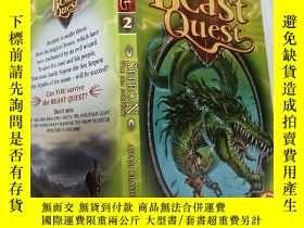 二手書博民逛書店Beast罕見Quest:The Sea Serpent 野獸任務:海蛇.Y200392