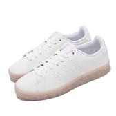 adidas 休閒鞋 Advantage 白 粉紅 小白鞋 愛迪達 Neo 女鞋 運動鞋 【ACS】 FY6032