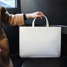 新款定制手拎包女手提包OL商務辦公包