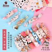 300只 牛軋糖包裝紙自封口糖果紙手工自制diy材料糖紙【步行者戶外生活館】