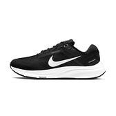 Nike Air Zoom Structure 24 女 黑 運動 避震 慢跑鞋 DA8570-001