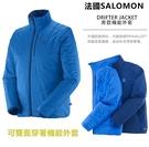 [法國Salomon] Drifter Jacket 男外套 - 午夜藍 (376684)