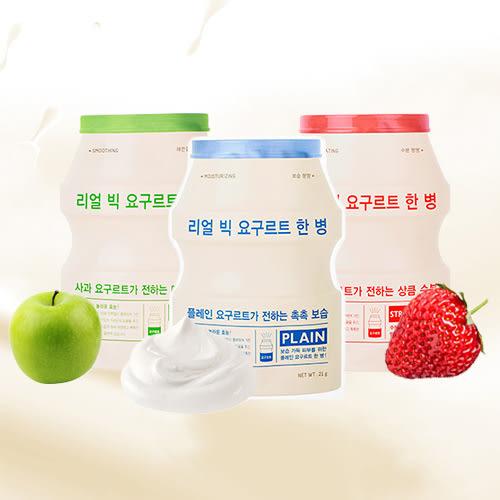 Apieu 養樂多面膜/多多面膜 1入(21g) 原味/草莓/蘋果【新高橋藥妝】~ 3款供選 ~