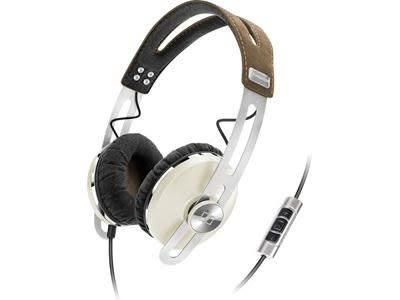 Sennheiser 聲海塞爾 Momentum On-Ear 象牙白 可換線 密閉耳罩式耳機 宙宣公司貨