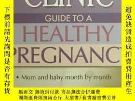 二手書博民逛書店Mayo罕見Clinic Guide to a Healthy