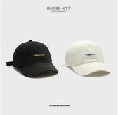 棒球帽 ins帽子女夏韓國出遊遮陽帽時尚字母刺繡棒球帽男韓版百搭鴨舌帽