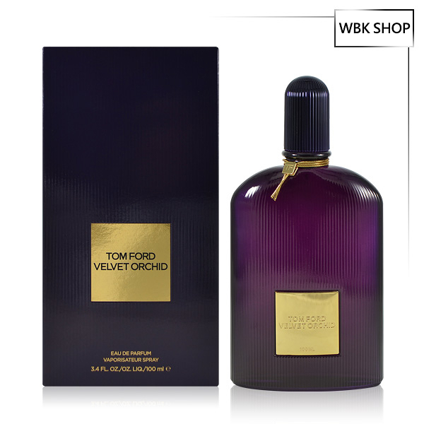 Tom Ford 絲絨蘭花香水 淡香精 100ml Velvet Orchid EDP - WBK SHOP