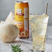 【南紡購物中心】艾美椰子水-果肉-4箱(48罐)激省組 低糖低鈉高鉀