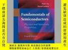 二手書博民逛書店Fundamentals罕見of SemiconductorsY405706 Peter Yu ISBN:9
