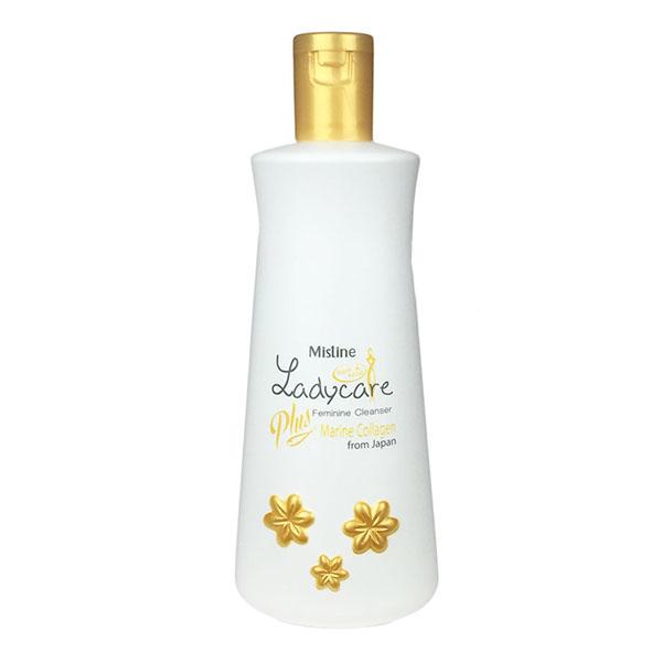 泰國 Mistine 膠原蛋白私密處保養清潔乳(200ml)【小三美日】