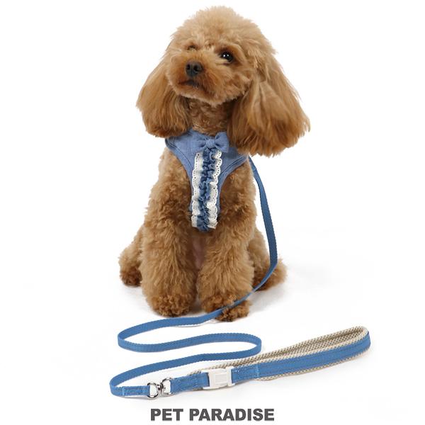 【PET PARADISE 寵物精品】Pretty Boutique 一體成型胸背帶【3S】 寵物胸背帶