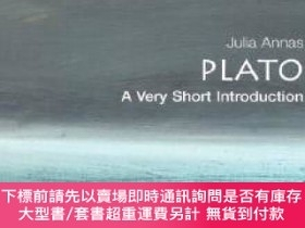 二手書博民逛書店Plato:A罕見Very Short IntroductionY454646 Julia Annas 著
