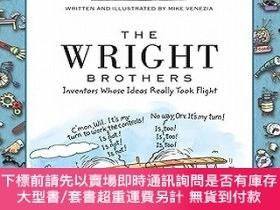 二手書博民逛書店The罕見Wright Brothers: Inventors Whose Ideas Really Took F
