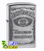 [美國直購 Shop USA] Zippo Jack Daniel s Label Pewter Emblem Pocket Lighte $1166