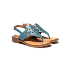 ORWARE-女平底涼拖鞋651030-07藍