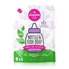 Dapple 奶瓶及餐具清潔液補充包-薰衣草(1005ML)