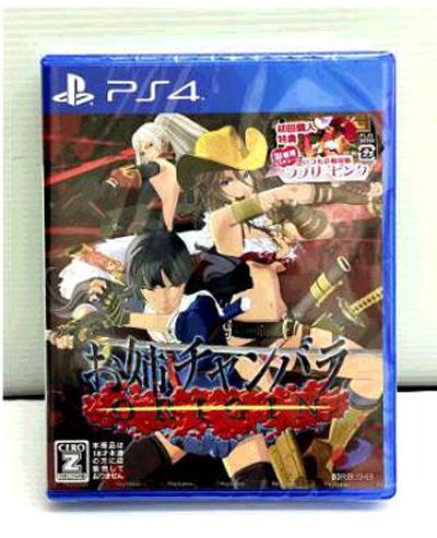 【現貨】PS4 性感女劍士 起源 性感女劍士 ORIGIN 純日版