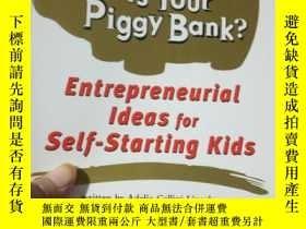 二手書博民逛書店What罕見Colour is Your Piggy Bank?