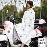 防曬衣 電動車防曬衣女夏長款騎車全身棉質開摩托電瓶車車遮陽衫-免運直出