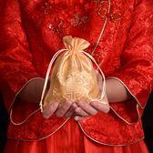 喜糖袋子結婚慶用品婚禮喜糖盒子糖袋