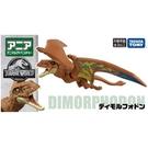 TOMICA動物 侏儸紀世界-雙型齒翼龍 AN15959 多美動物園