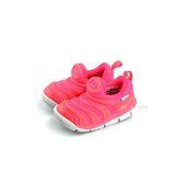 小童 NIKE DYNAMO FREE 輕量毛毛蟲鞋 運動鞋 學步鞋 《7+1童鞋》 E883 粉色