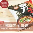 【豆嫂】韓國泡麵 八道男子拉麵(2012韓國泡麵銷售冠軍)