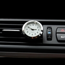 車載時鐘 車載溫度計汽車電子錶時鐘石英錶車內錶鐘時間電子鐘車用鐘錶香薰 免運