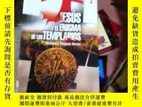 二手書博民逛書店jesus罕見yel enigma de lariosY1538