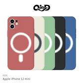 【愛瘋潮】NILLKIN Apple iPhone 12 mini 5.4吋 液態矽膠磁吸殼 手機殼 防摔殼 全包