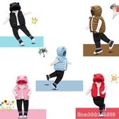 兒童馬甲外套 寶寶馬甲羽絨棉服秋冬季女童坎肩輕薄款嬰幼兒背心夾男童洋氣外套 城市科技