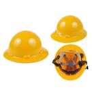 【醫碩科技】7502-N電壓工程帽 耐電壓7千伏特 耐50焦耳 耐熱100度 防酸鹼 1頂