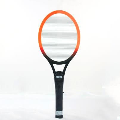 安寶 強力大型電子電蚊拍-電池式 AB-9902