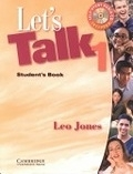 二手書博民逛書店《Let's Talk 1: Student's Book》 R