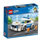 LEGO樂高 城市系列 60239 警察巡邏車 積木 玩具