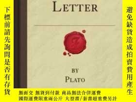 二手書博民逛書店The罕見Seventh Letter (forgotten Books)Y364682 Plato Plat