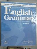 【書寶二手書T7/語言學習_XBP】Underst. using eng grammar 4/e_Betty S. Azar