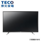 【TECO 東元】43吋液晶顯示器TL43A3TRE(只送不裝) 『農曆年前電視訂單受理至1/17 11:00』