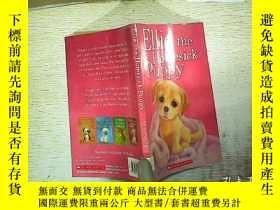 二手書博民逛書店Ellie罕見the Homesick Puppy 32開本 .